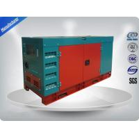 China 520kw / 650kva Electronic Cummins Generator Set , 4 wires Silent Diesel Genset on sale