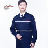 Buy cheap Good Quality Worker Flame Retardant Uniform Mining Embroidery Work Dress product