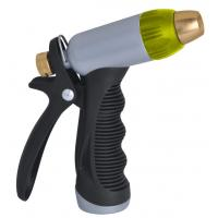Buy cheap Adjustable Hose Pistol Nozzle, ABS/TPR material,tie on card packing product