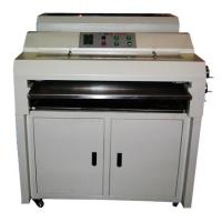 China Dustproof 31 Inch UV Varnish Coating Machine For Photo Paper 800mm Width on sale
