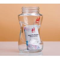 Buy cheap BAP free OEM 200ml  Glass Baby Feeding Bottles with nipple from wholesalers