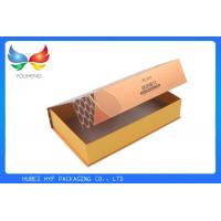 Quality Book Shaped Cigarette Pack Case , Magnetic Gift Paper Boxes Full Color Printed for sale