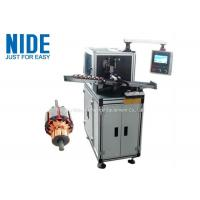 Buy cheap Pneumatic Rotor Slot Wedge Inserting Machine / Automatic Coiling Machine product