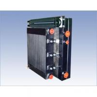 Buy cheap Industrial Vacuum Hydraulic Oil Heat Exchanger With Heavy duty product