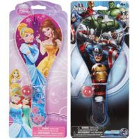 Buy cheap Bounce - Back Plastic Paddle Ball Toy , Cartoon Disney Avengers Assemble product