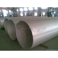 Buy cheap Large Diameter 316 Welded Stainless Steel petroleum Pipe Thickness 1.25mm ~ 30mm product