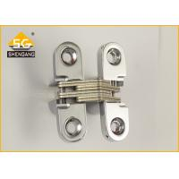 Buy cheap Finishing Surface 180 Degree Cabinet Folding Door Hardware Hidden Hinges product