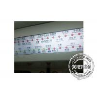 Buy cheap Shockproof 28.8 Inch 500cd / M2 Subway Digital Signage Gps Stretch Display product