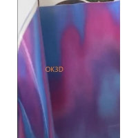 Buy cheap OK3D supplier soft tpu material flip lenticular printing 3d lenticular fabrics/textiles/clothing product