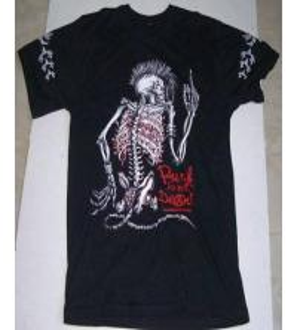 新型および方法入れ墨のTシャツ