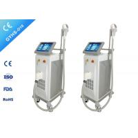 Buy cheap Permanent Diode Laser Hair Removal Machine 1-10hz Customized Language 1 Pulse product