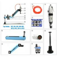 Buy cheap Acrylic M3-M12 Pneumatic Air Tapping Machine Quick Change High Precision product