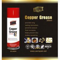 AEROPAK high performance Anti-seize Copper Grease Spray Lubricant