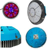 Buy cheap 5W Chip Led Grow Lamps For Indoor Plants UFO 375W Hydroponic Medical Cannabis M.J product