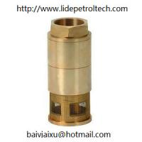 Buy cheap Oil Tank Foot Valve product