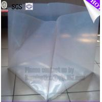 China Pallet Covers on a Roll - Clear and Black, Poly Sheeting | Pallet Covers & Plastic Sheets, Shipping Boxes, Shipping Supp on sale