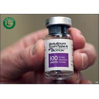 Buy cheap 100 IU Anti-Aging / Wrinkles Cosmetic Peptide Botox / Botulinum Toxin Type A from wholesalers