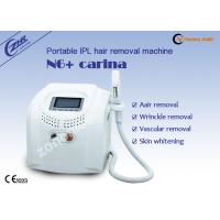 Buy cheap Portable Ipl Beauty Machine For Red Blood Streak Removal With No Effect Side product