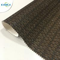 Buy cheap New Design Shining Pu Glitter Fabric For shoes And Bags product