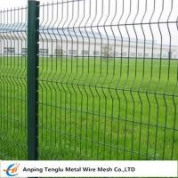 Buy cheap Welded  Mesh Fencing|Rigid Wire Fencing with 3~8mm Wire Dia from China Factory product