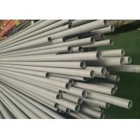 China Cold drawn/rolled ASTM B468 UNS N08020 Alloy 20 welded nickel alloy tube on sale