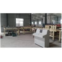 Buy cheap Wheat Straw Magnesium Oxide Board Production Line Fully Automatic High Speed product