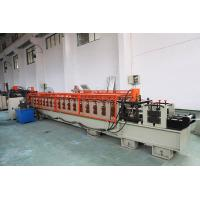 Buy cheap Gear Box Driving Vineyard Post Roll Forming Equipment with Stable Performance product