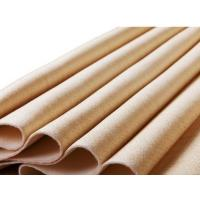Buy cheap Nomex Needle Felt Filter Cloth / Dust Filter Cloth Chemical Resistance For Industry product