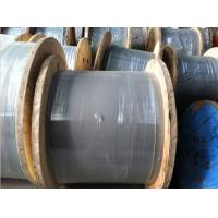 Buy cheap Grey Insulated And Sheathed Flat Crane Cable , 450 750V 4 x 10 product