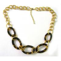 China 2014 Hot Sell Resin Chunky  Necklace on sale