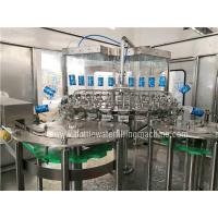 Buy cheap Monoblock 3 In 1 Drinking Bottled Mineral Water Filling Machine Fully Automatic product