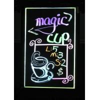 Buy cheap acrylic LED display/acrylic LED display stand/ show holder product