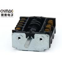 Buy cheap Bakelite Electronic Rotary Switch , Rotary Stepping Switch For Hot Plate product
