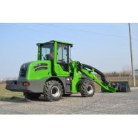 Buy cheap 2.5 tons 0.75 CBM Bucket Telescopic Front Loader for sale product