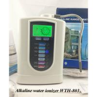 Buy cheap Alkaline Home Water Ionizer Eco - Friendly With 3 Plates Platinum Titanium product