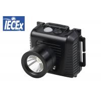 Buy cheap 2W Explosion Proof LED Headlamp Rechargeable Headlight For Gas And Oil product