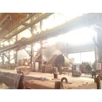 Buy cheap Big Size Steel Melting Pot Casting in Cleaning and Grinding Process EB4018 product