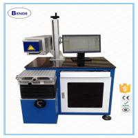 China High precision wood pen laser engraving machine on sale