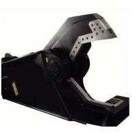 Buy cheap Scrap Metal Caterpillar Excavator Attachments 360 Degree Rotary With Clamping Groove product