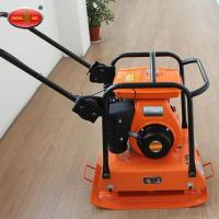 Buy cheap Small Handheld Road YMC90 5.5hp Plate Compactor With Engine GX160 product