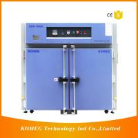 Buy cheap High Precision And High Efficiency Industrial Hot Air Circulating Drying Oven product