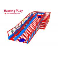 Buy cheap Colorful Indoor Play Equipment Size Customized 12 Cubic Meter Soft PVC Material product