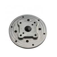 China SS201 AL6082 Precision CNC Machining Components Sandblasted on sale