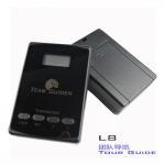 Buy cheap チーム走行のための安いL8黒のツアー・ガイドのオーディオ・システムの送信機そして受信機 product