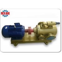 Buy cheap 3GB Series Bitumen Rotary Screw Pump Heat Preservation High Pressure from wholesalers