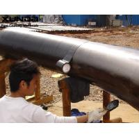Eco Friendly Anti Rust PVC Pipe Wrap Tape Roll For Pipe Wrapping Coating Material
