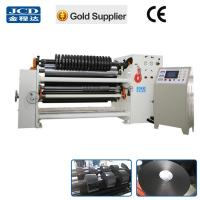 China Protective film/ foam tape roll to roll slitting rewinding machine on sale
