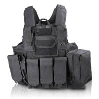 Buy cheap Camouflage Hunting Military Tactical Vest Amphibious Battle Combat Airsoft Molle Bullet Assault Plate Carrier Vest product