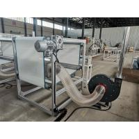 Buy cheap Melt Spraying Extruder Non Woven Making Machine Melt Spraying Cloth Extrusion product
