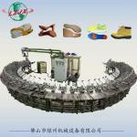 Buy cheap Pu sandal making machine/pu slipper production line product